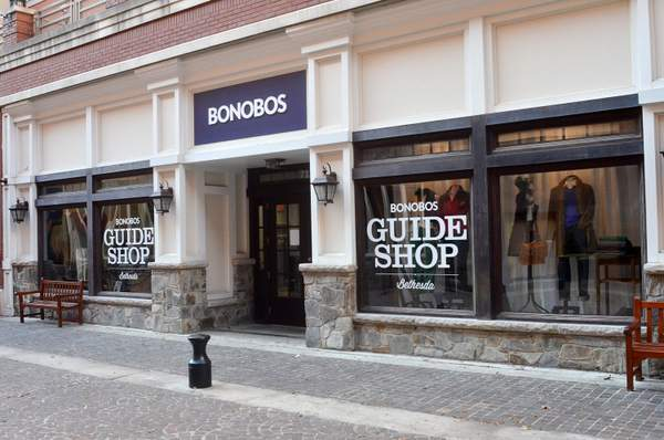 Bethesda Row Clothing Stores