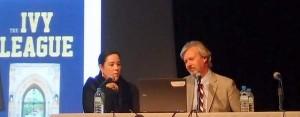 Claudio del Vecchio speaks at FIT