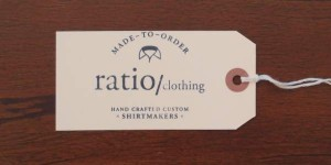 Ratio Clothing Shirtmakers