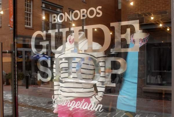 Bonobos Guide Shop Georgetown