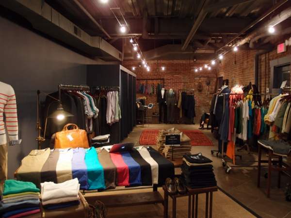Can Bonobos Alternative Retail Concept Gain Traction? Inside their Georgetown Guide Shop