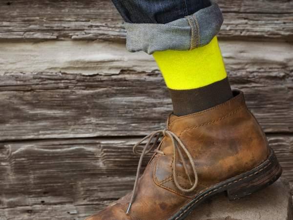 Zkano-socks-yellow