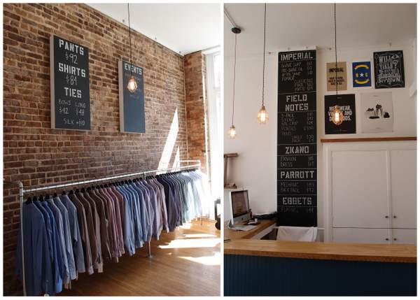 Lumina Clothing shirts