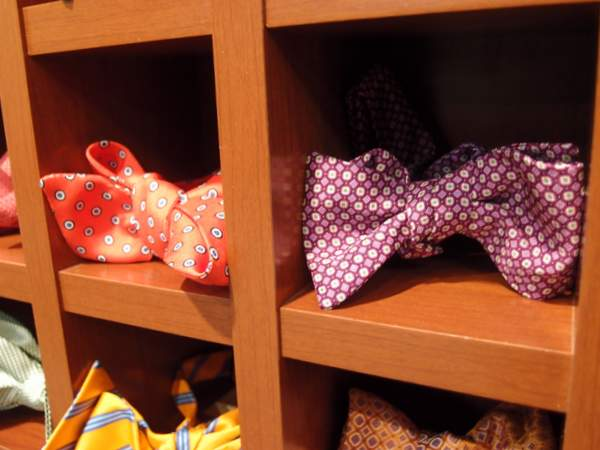 Bow ties at homer reed in Denver