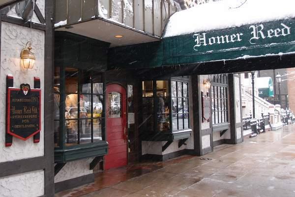 Homer Reed Denver Storefront