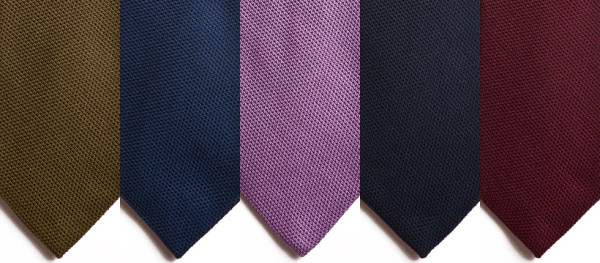 Review of Chipp Neckwear: For $60, Paul Winston's Handmade in New York Grenadine Ties are a Spectacular Bargain