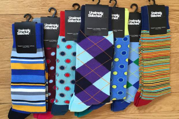 Unsimply-stitched-socks-pack