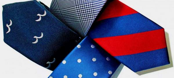 Where to Buy Your Neckties Part 1: Twillory