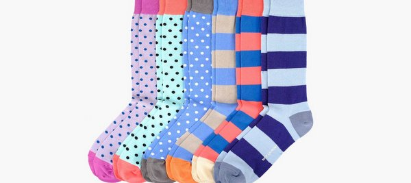 A Comprehensive Guide to the Best Places to Buy Colorful Men's Socks Online