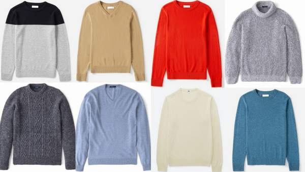 Where to Find Some of the Best Cashmere Sweaters Online
