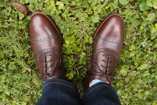 Updated Review: Beckett Simonon Shoes Are Worth the Wait