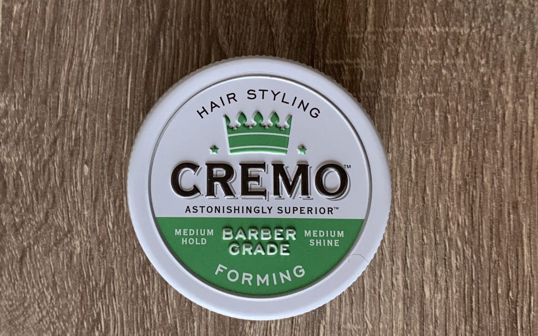 Quick Take: Cremo Hair Styling Cream