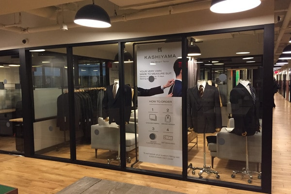 """Reviewing Kashiyama, the Super-Affordable """"Smart Tailor"""" from Japan About Take the United States by Storm"""