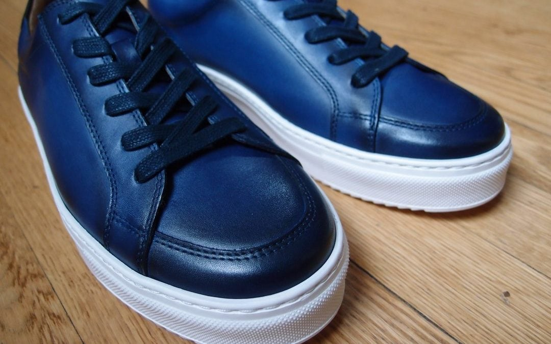 moral code alec leather trainers
