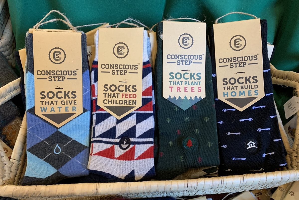 Conscious-socks-review