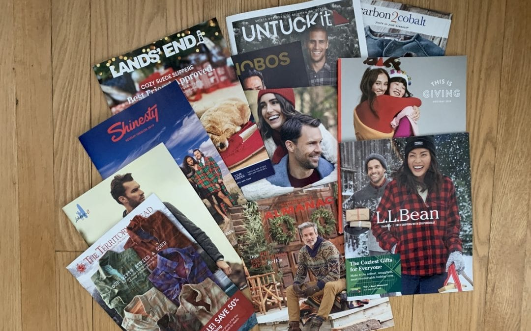 These Digital Retailers Will Send You Snail-Mail Catalogs. Here's Why You Should Sign Up.