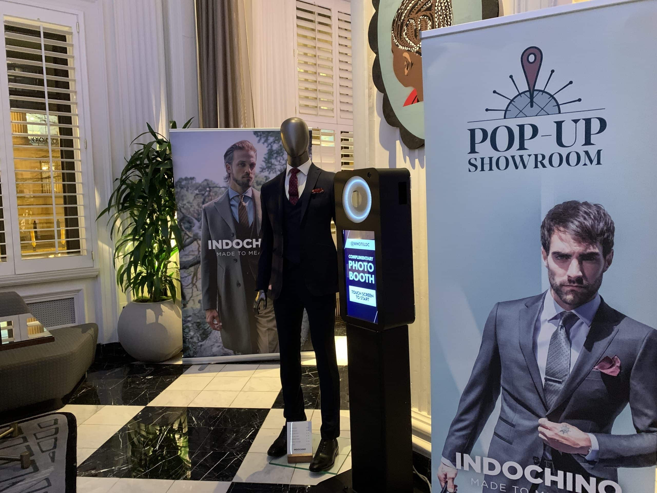Go Now: Indochino Pop-Up at the W Hotel Washington DC