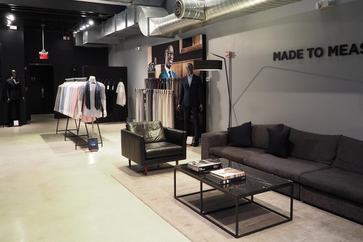 Look Inside Indochino's Georgetown Showroom in Washington DC