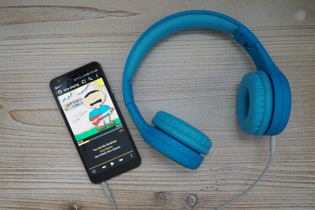 the best kids mp3 player